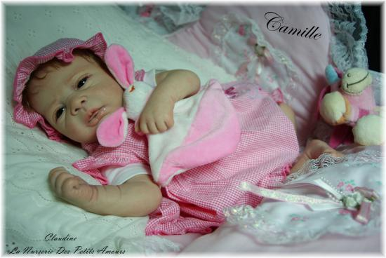 CAMILLE REBAPTISEE MAGALIE ADOPTEE PAR MAIL